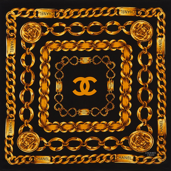Chains Black by Chanel
