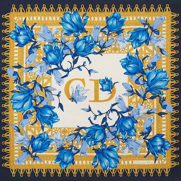Blue Pivoine by Dior