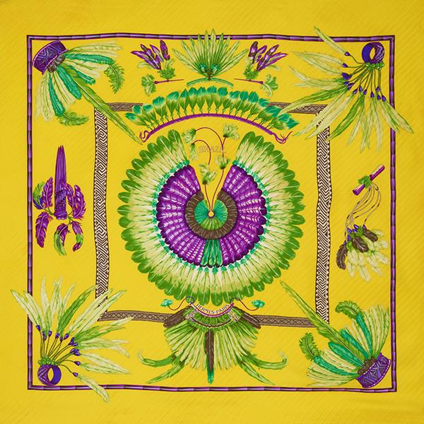 Brazil Yellow by Hermès