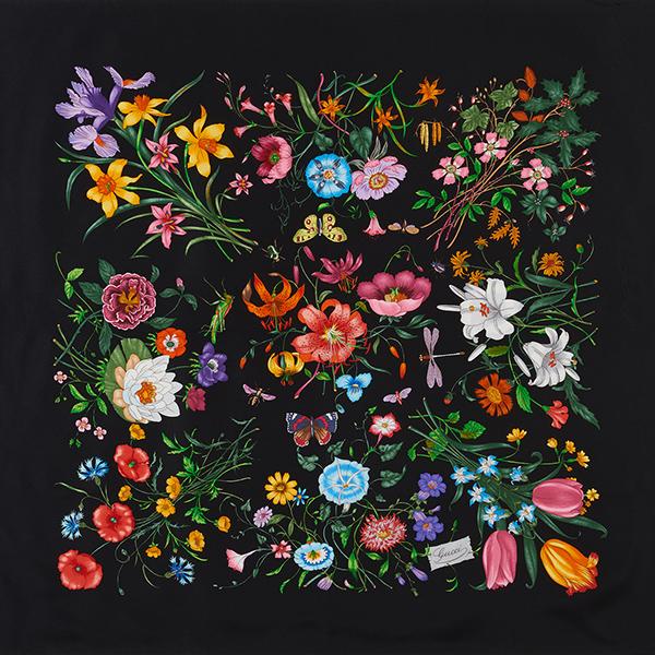 Flora Black by Gucci