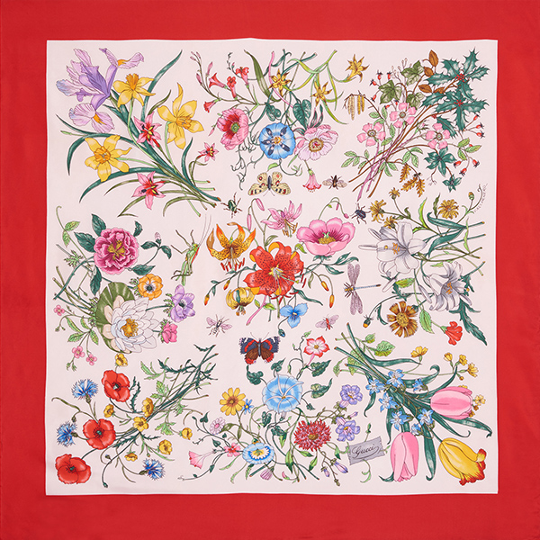 Flora Red by Gucci