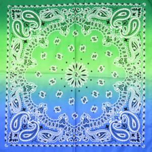 GREEN BLUE MULTICO