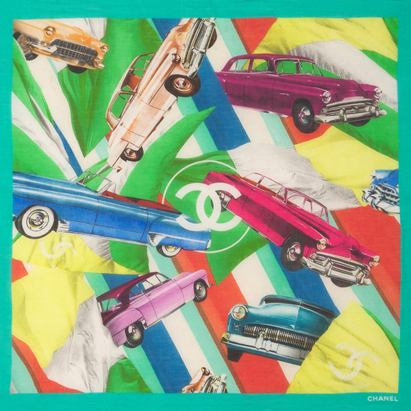 Crazy Cars by Chanel