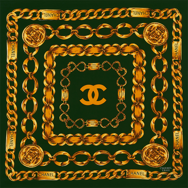 Chains Green by Chanel