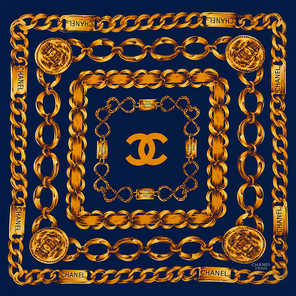 Chains Navy by Chanel