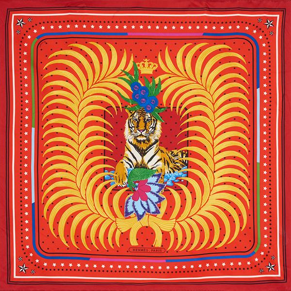 Tigre Royal Red Frutti by Hermès