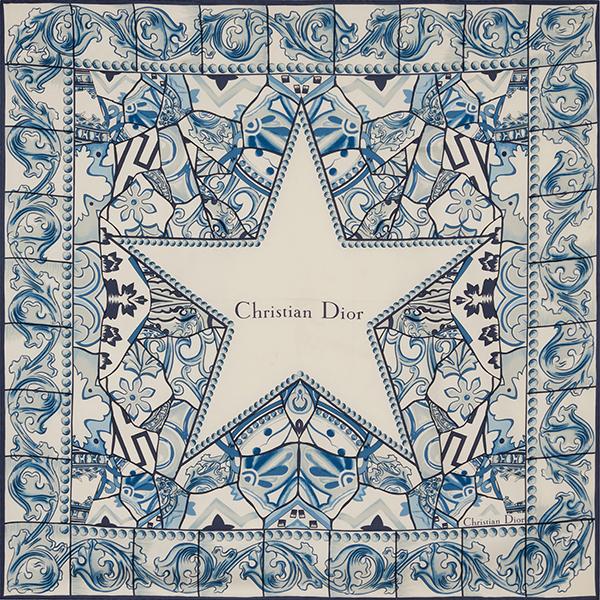 Blue Star by Christian Dior