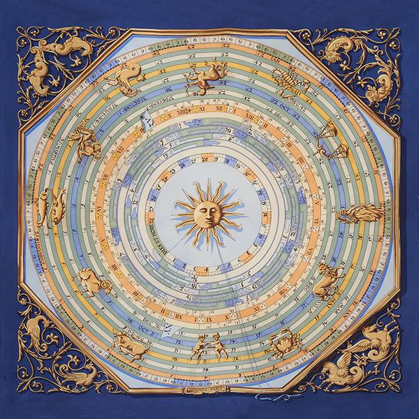 Dies et Hora Blue by Hermès