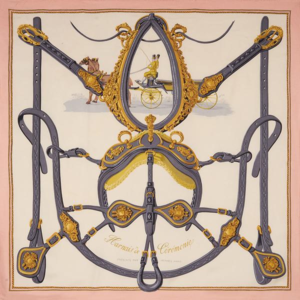 Harnais de Cérémonie by Hermès
