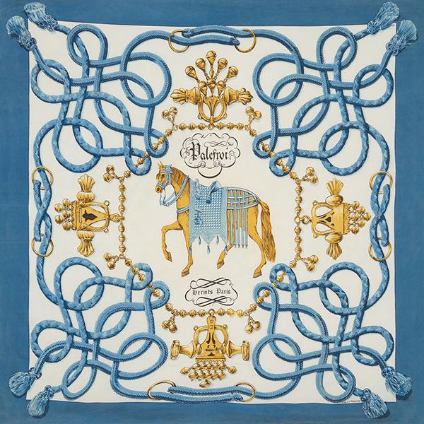 Palefroi Blue by Hermès