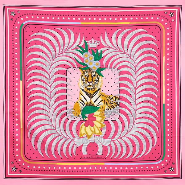 Tigre Royal Pink Frutti by Hermès