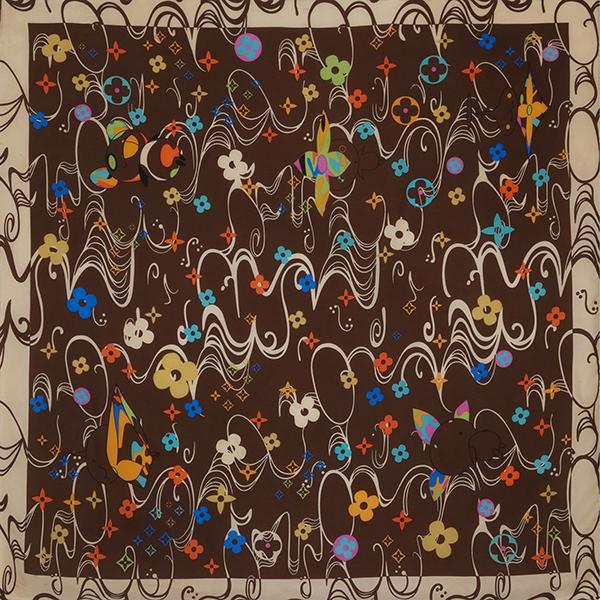 Wavy Monogram by Louis Vuitton