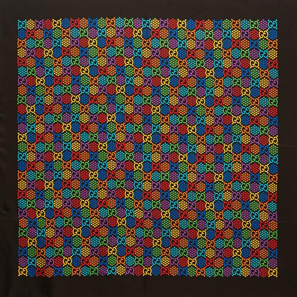 Tetris Monogramme by Gucci
