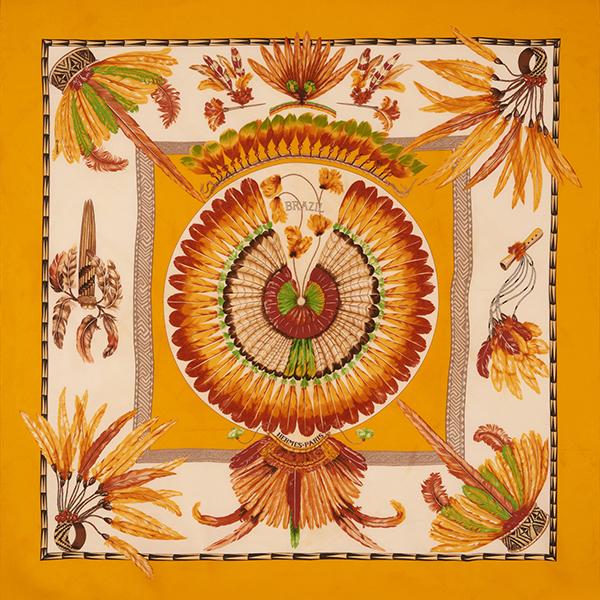 Brazil Orange by Hermès