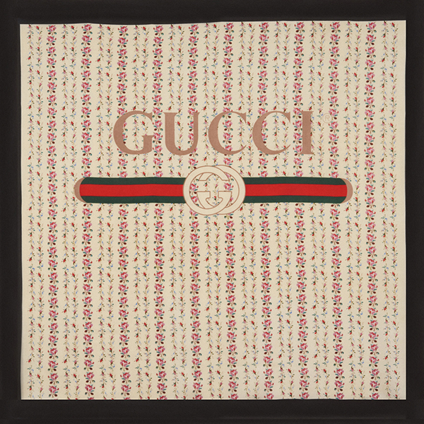 Flower Stripes by Gucci