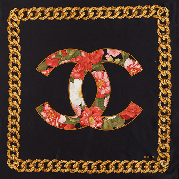 Flowers Double C by Chanel
