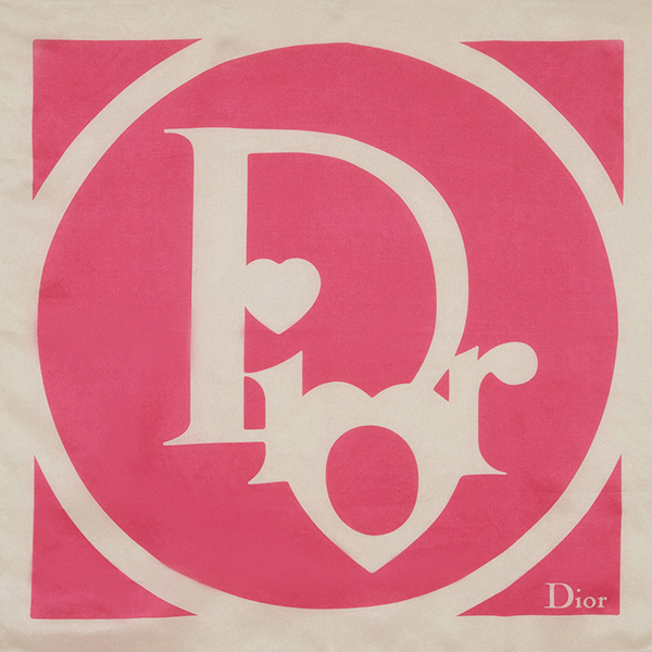 Pink Heart by Dior